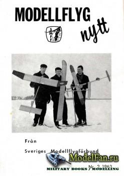 ModellFlyg Nytt №2 (1963)