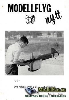 ModellFlyg Nytt №3 (1963)