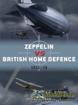 Osprey - Duel 85 - Zeppelin vs British Home Defence 1915-1918