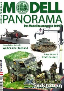 Modell Panorama №4 2019