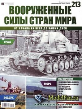 Вооруженные силы стран мира №213 (2017)