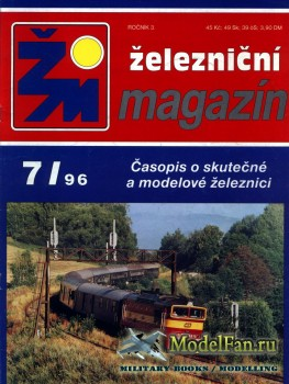 Magazin Modelove Zeleznice 7/1996