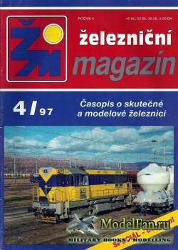 Magazin Modelove Zeleznice 4/1997