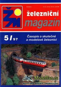 Magazin Modelove Zeleznice 5/1997