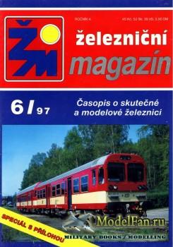 Magazin Modelove Zeleznice 6/1997