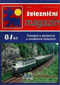 Magazin Modelove Zeleznice 8/1997