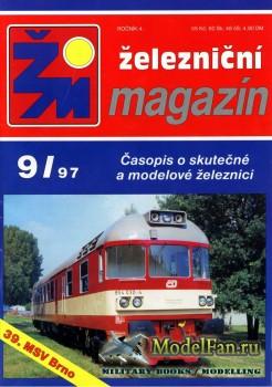 Magazin Modelove Zeleznice 9/1997