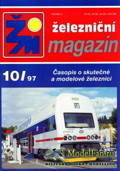 Magazin Modelove Zeleznice 10/1997
