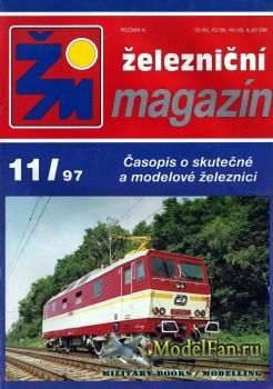 Magazin Modelove Zeleznice 11/1997