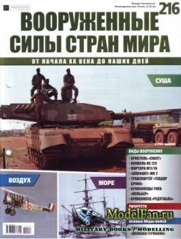 Вооруженные силы стран мира №216 (2017)