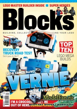 Blocks Issue 39 (January 2018)