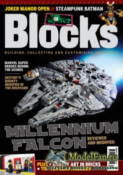 Blocks Issue 40 (February 2018)