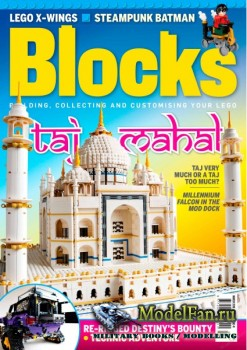 Blocks Issue 41 (March 2018)