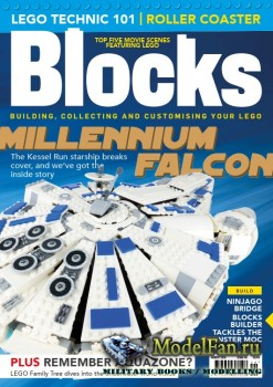 Blocks Issue 46 (August 2018)