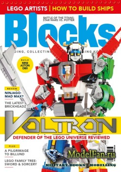 Blocks Issue 48 (October 2018)