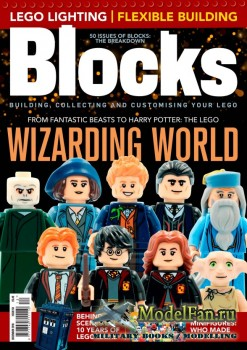 Blocks Issue 50 (December 2018)