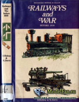 Blandford Press - Railways and War before 1918