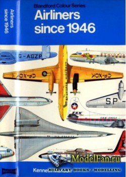 Blandford Press - Airliners since 1946