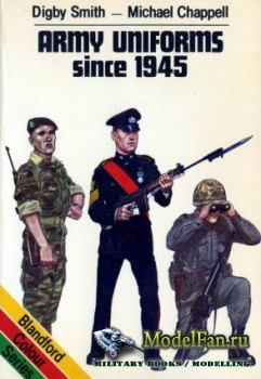 Blandford Press - Army Uniforms since 1945