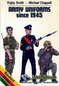 Blandford Press - Army Uniforms since 1945