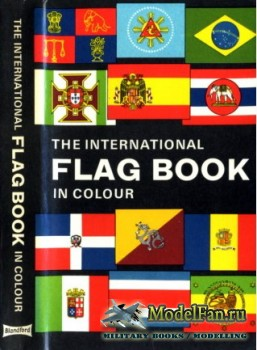 Blandford Press - The International Flag Book in Colour