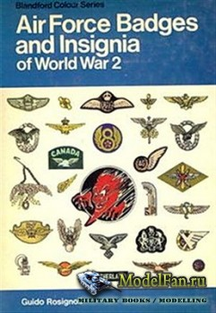 Blandford Press - Air Force Badges and Insignia of World War 2