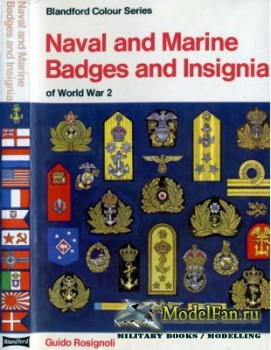 Blandford Press - Naval and Marine Badges and Insignia of World War 2
