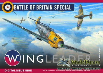 Wingleader Magazine Issue 9