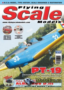 Flying Scale Models №127 (June 2010)