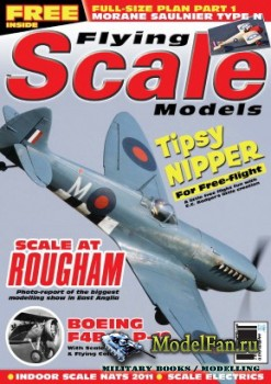 Flying Scale Models №140 (July 2011)