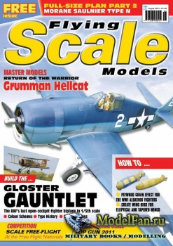 Flying Scale Models №141 (August 2011)