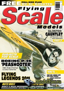 Flying Scale Models №142 (September 2011)