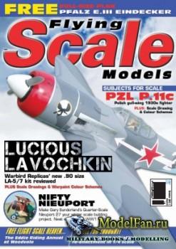 Flying Scale Models №143 (October 2011)