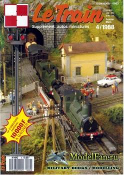 Le Train №4 (February-March 1988)