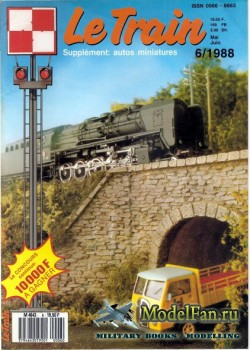 Le Train №6 (May-June 1988)