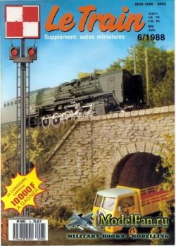 Le Train №6 (May-June 1988)