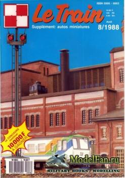 Le Train №8 (August 1988)