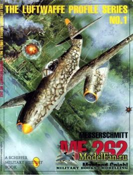 The Luftwaffe Profile Series №1 - Messerschmitt Me-262