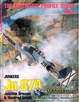 The Luftwaffe Profile Series №5 - Junkers Ju 87A