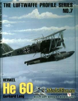 The Luftwaffe Profile Series №7 - Heinkel He 60