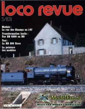 Loco-Revue №449 (May 1983)