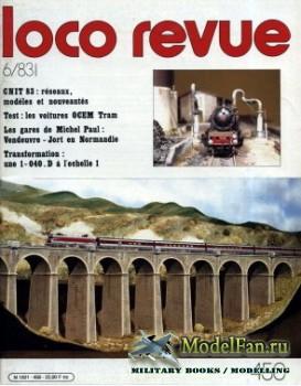 Loco Revue №450 (June 1983)