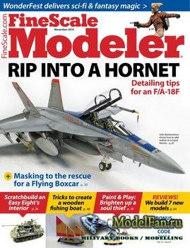 FineScale Modeler Vol.37 №9 (November 2019)