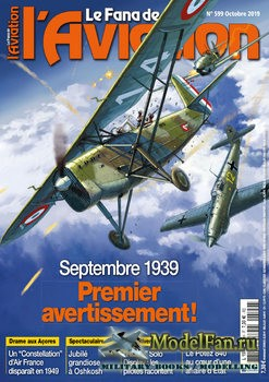 Le Fana de L'Aviation №10 2019 (599)