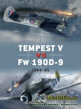 Osprey - Duel 97 - Tempest V vs Fw 190D-9: 1944-1945