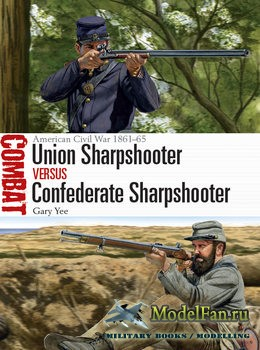 Osprey - Combat 41 - Union Sharpshooter vs Confederate Sharpshooter