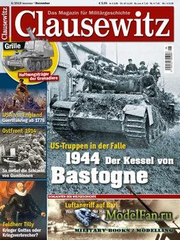 Clausewitz: Das Magazin fur Militargeschichte №6/2019