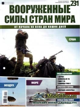 Вооруженные силы стран мира №231 (2018)