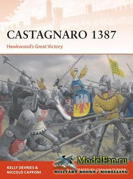 Osprey - Campaign 337 - Castagnaro 1387: Hawkwood's Great Victory