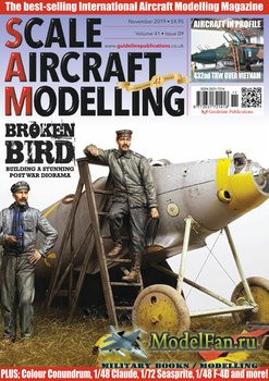 Scale Aircraft Modelling (November 2019) Vol.41 №9